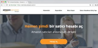 Amerikaanse Amazon.com van start in Turkije